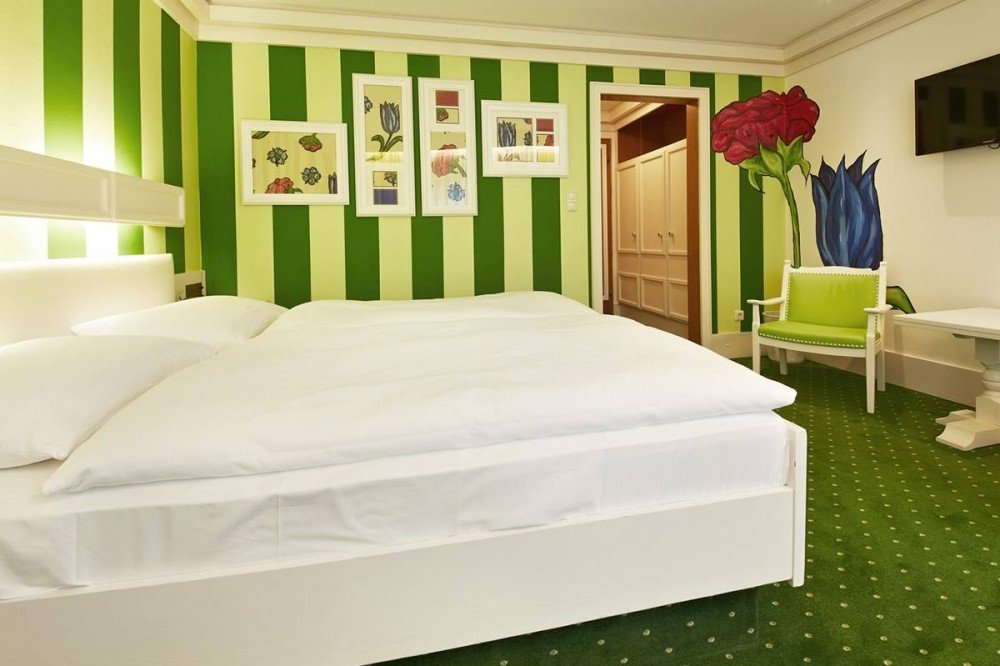 Artistically designed F3 Double Room