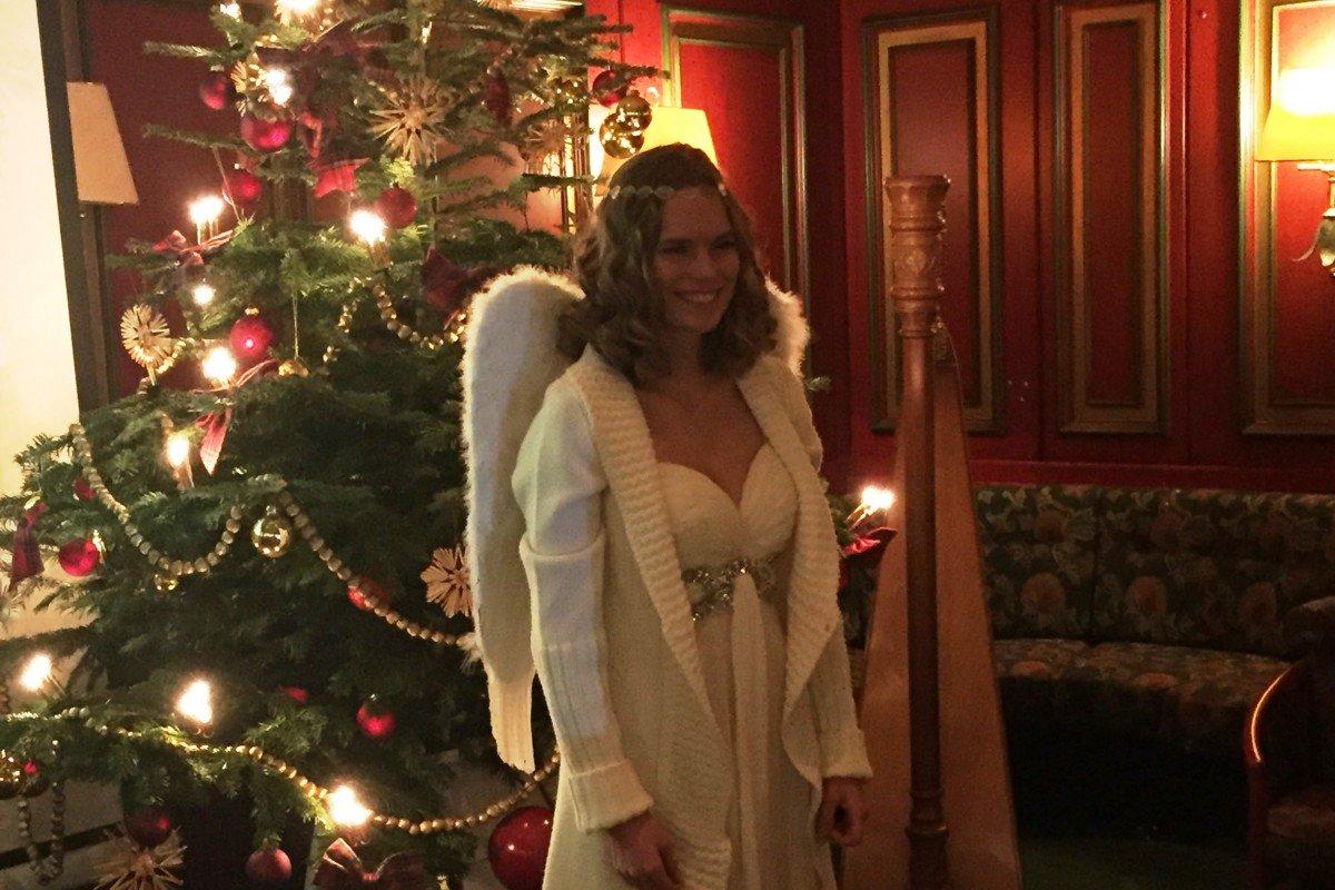 Weihnachten in den Bergen, Hotel Saalbacher Hof, Saalbach