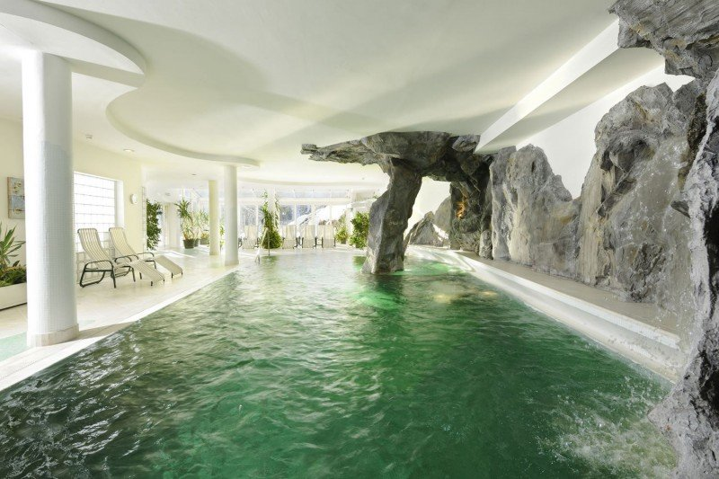 Indoor Rock Pool
